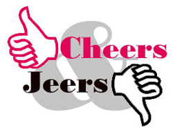 2009 Cheers and Jeers for Pharma